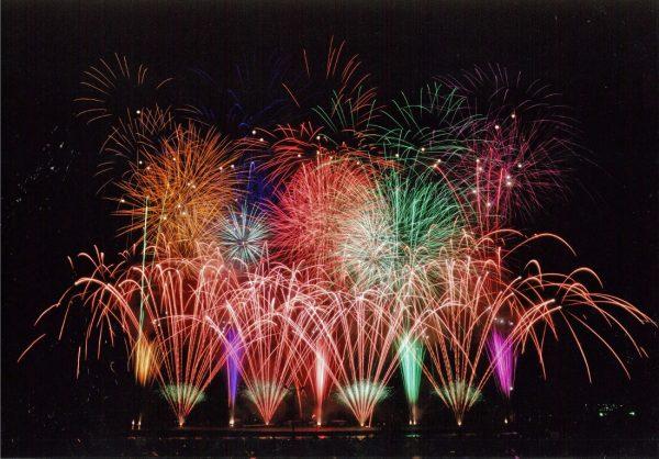 Noshiro Fireworks