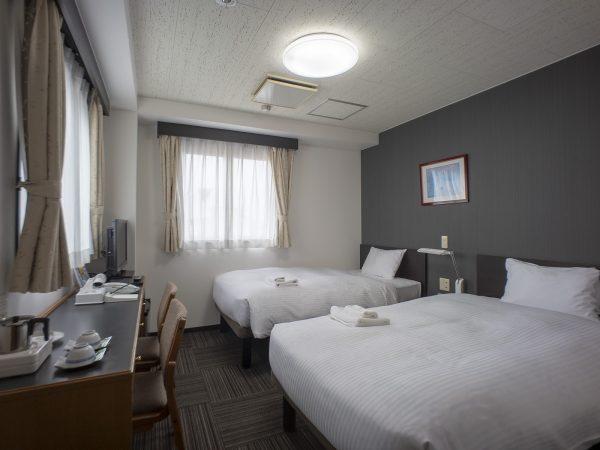 Noshiro Town Hotel Minami room.