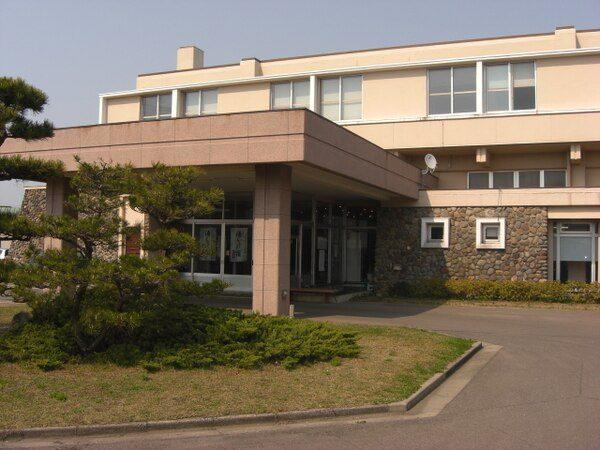 Yurakunoyado Noshiro exterior.