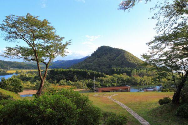 View from Kimimachizaka Park.