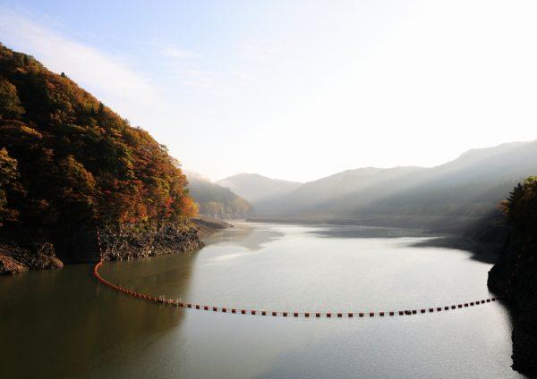 View from Subari Dam.