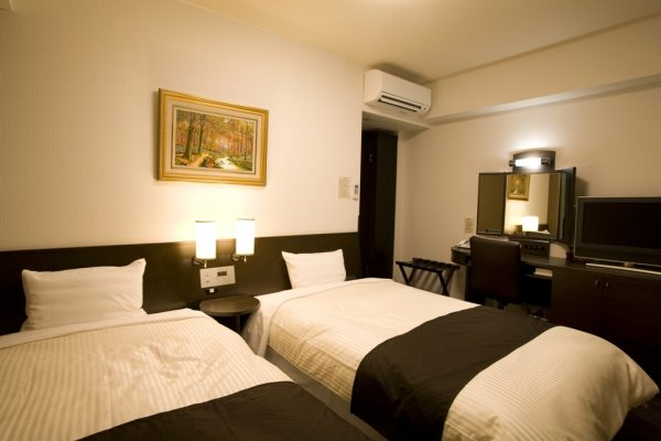 Hotel Route Inn Noshiro room.