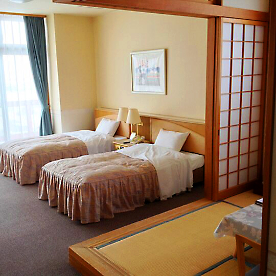 Sakyu Onsen Yumeron room.