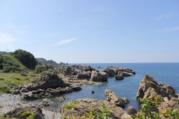 Resort Shirakami scenic point.