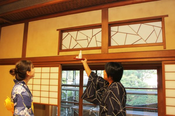 Go on a guided tour of Kaneyu and learn more about Japanese history and culture.