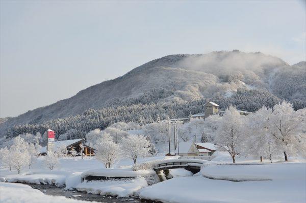 Fujisato in Winter